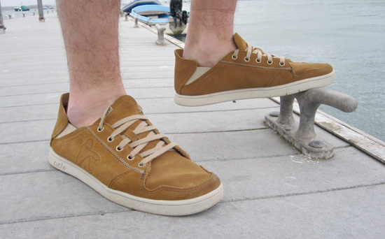Rogue Mag Brands - Cushe Evo-Lite Suede shoes review