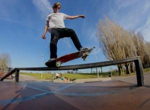 Rogue Mag Skate - Introducing James Threlfall