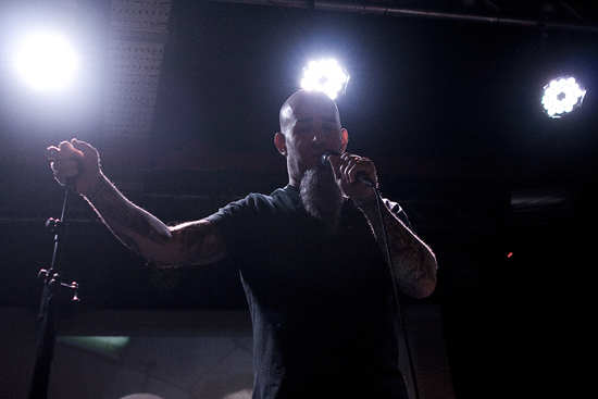 Rogue Mag Music - Ian Scott word tour - Manchester Sound Control