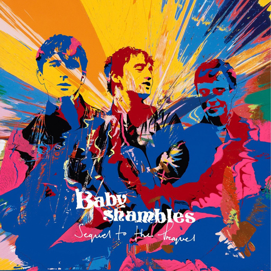 Rogue Mag Music - Babyshambles 'Sequel to the Prequel' album review