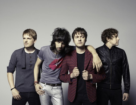 Rogue Mag Music - Glastonbury headliners Kasabian announce Autumn UK tour