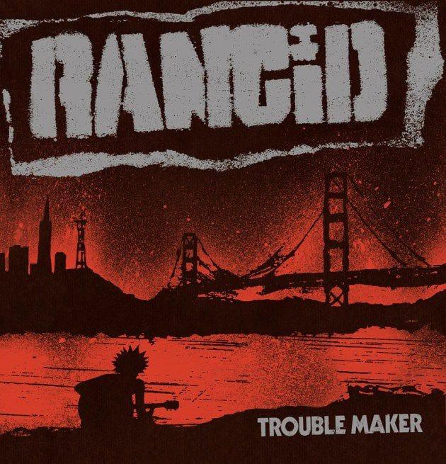 Rogue Mag - Rancid Trouble Maker album review