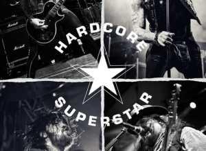 Hardcore Superstar Ain't Over 'til We Say So' Tour 2017