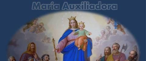 Consagración a María Auxiliadora