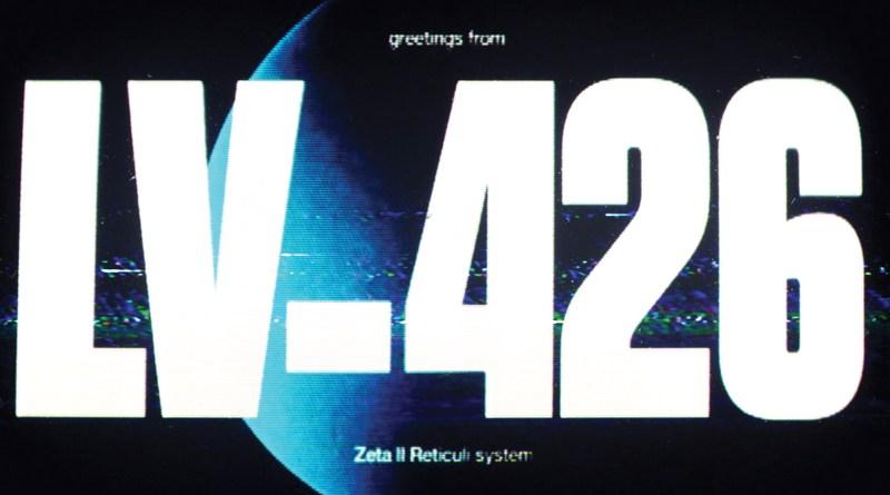 Alien Day Cory Schmitz LV-426