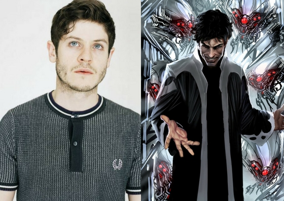 Iwan Rheon Joins Marvel's Inhumans as Maximus