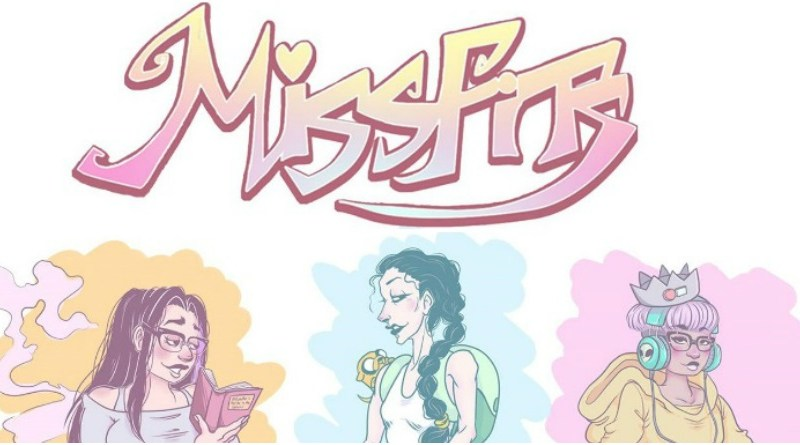 The Missfits Episode 102: The Episode Where Amelia is Away and Heather and Insha Try to Stay on Topic Without Her