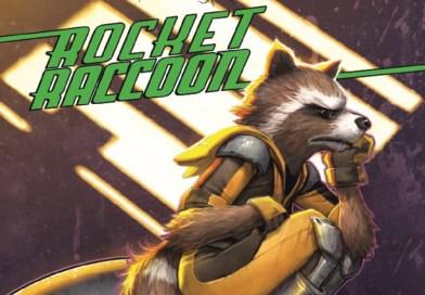 Rocket Raccoon #4 Review