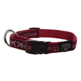 Collars-Side-Release-Cool-Graphics-HB-BT-Red-Heart