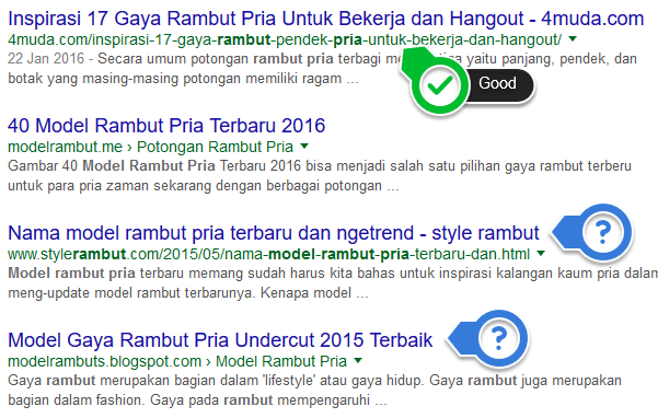 contoh judul artikel