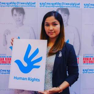Wai Wai Nu - Human Rights