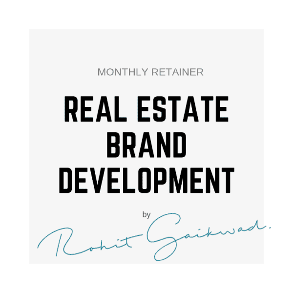 real estate brand developement