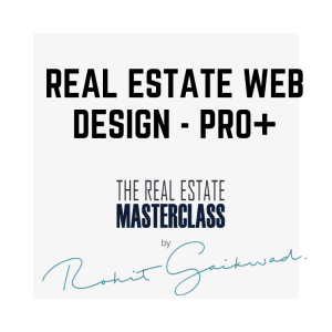 make real estate website