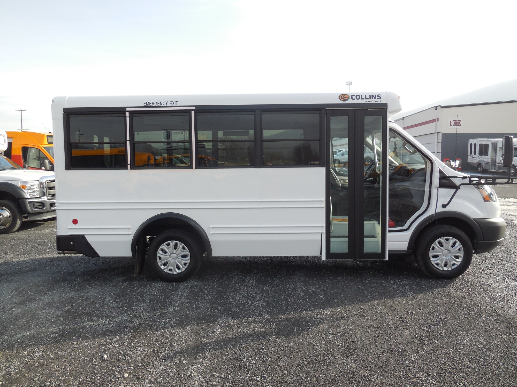 hight resolution of 2018 ford transit collins mfsab 14 passengers