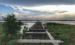Old Anicut Dam