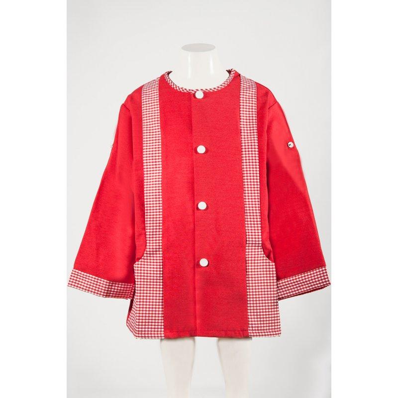Blouse dcole rouge  blouse ecole rouge pour garon maternelle