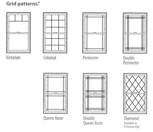 Door Grid Replacement & French Door Replacement Grids
