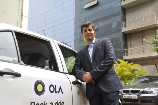 Ola Cabs Driver