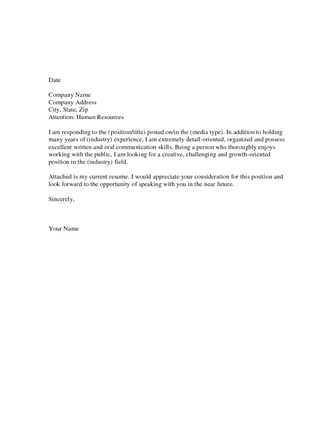Healthcare Cover Letter Exle