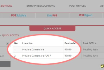 The Correct Postcode For Mutiara Damansara