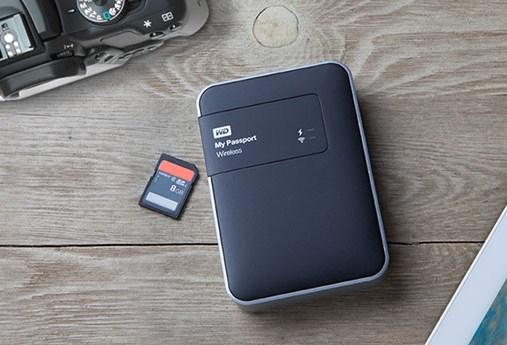 WD Gives Away FOUR My Passport Wireless Drives (LAST 2 DAYS!)