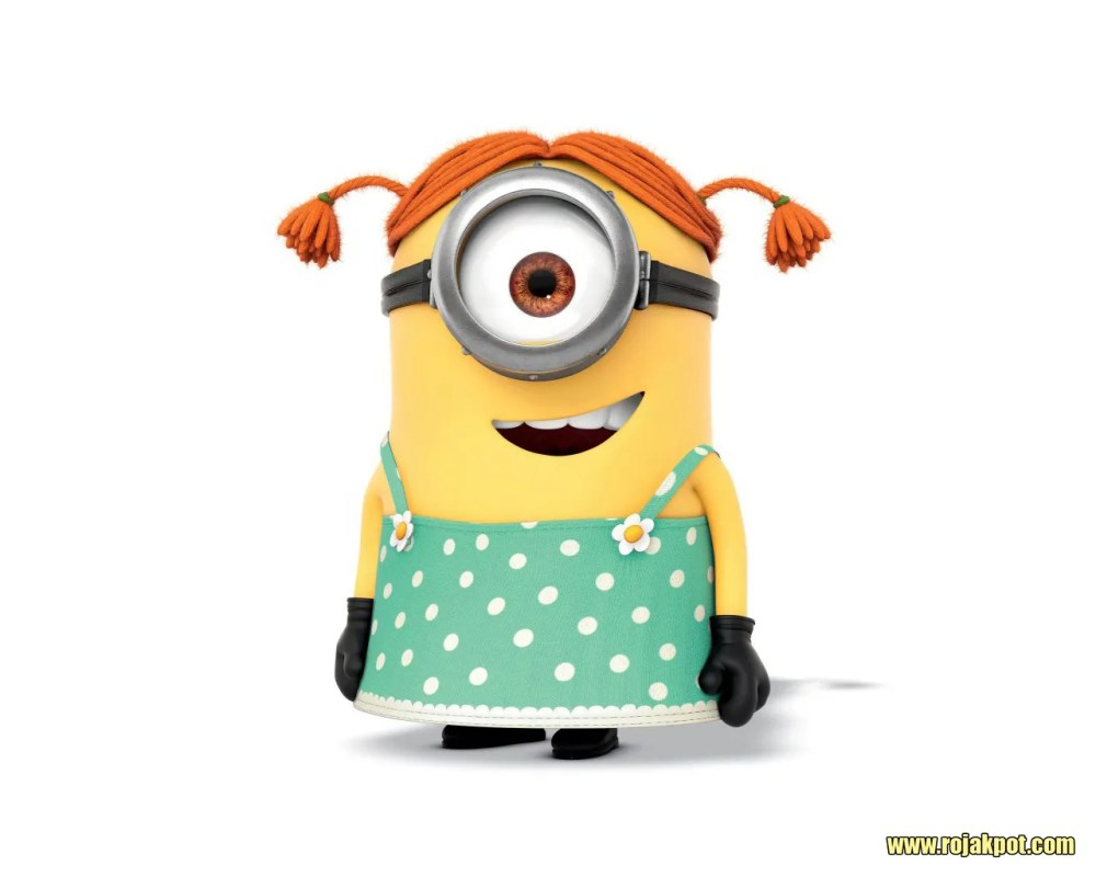 Why are there no female Minions?