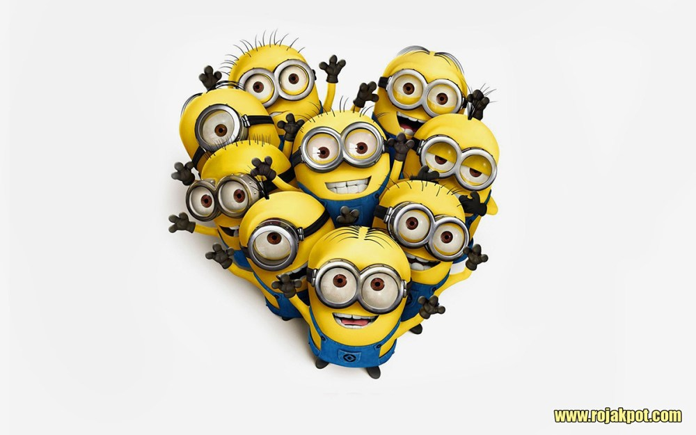 Minions looking for love!