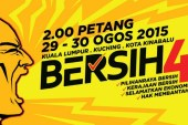Bersih 4 Rally Day 1 Coverage