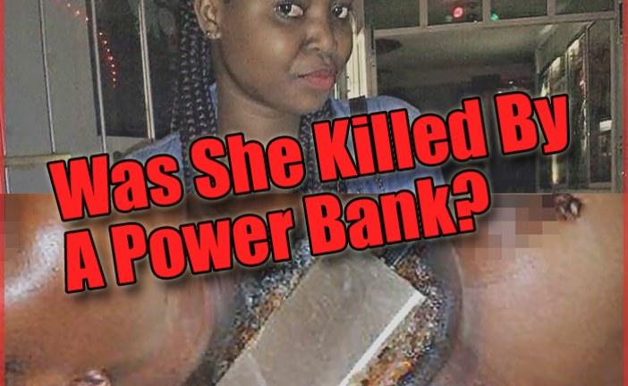 Did A Power Bank Explode & Kill Blandine?