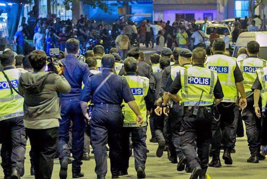 Three Fined For Assault That Caused The Low Yat Plaza Riot