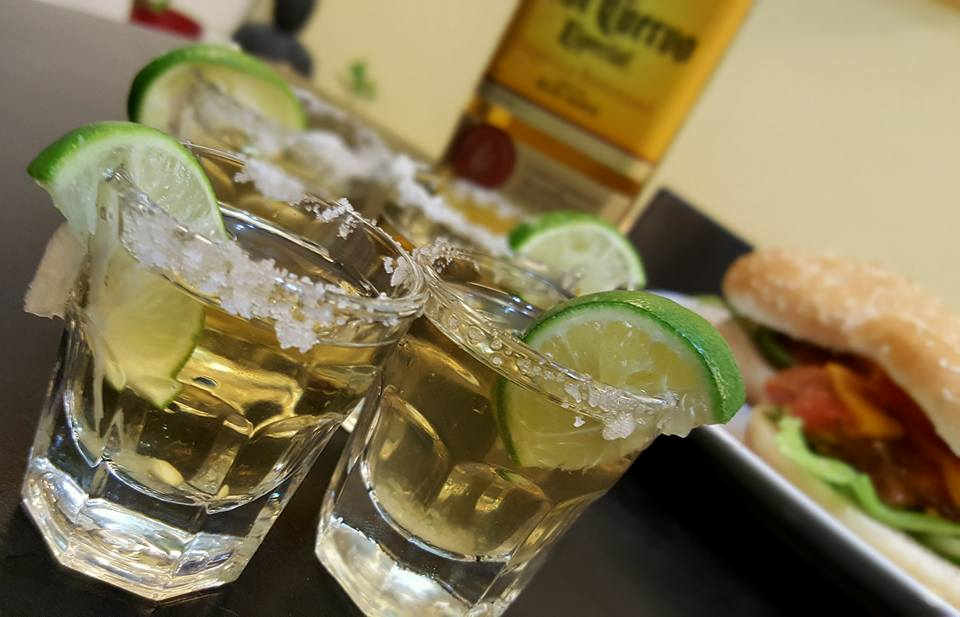 What's a Mexican fiesta without Tequila?