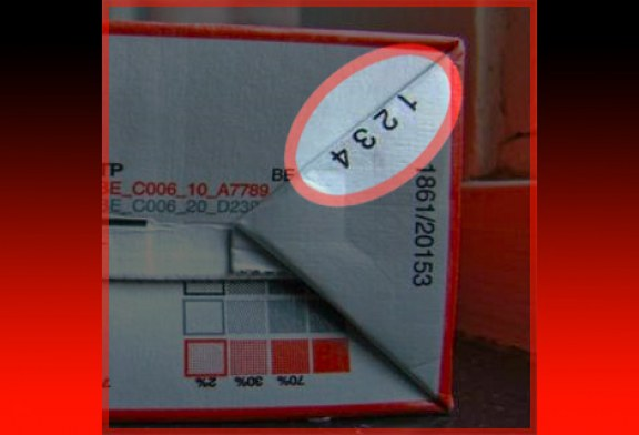 Tetra Pak Package Numbers Hoax