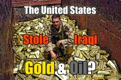 The United States Stole Iraqi Gold & Oil Hoax Debunked!