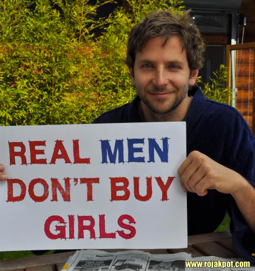 Real Men Don't Buy Girls - Bradley Cooper