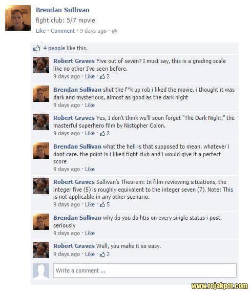 Brendan Sullivan vs Robert Graves