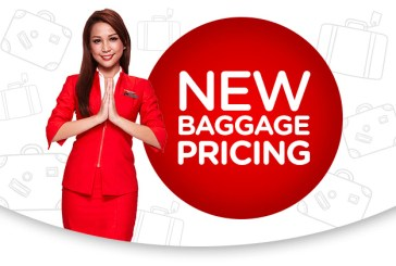 AirAsia Baggage Pricing Hiked During Oil Price Slump