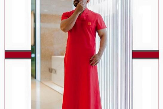 Internet Goes Crazy Over Farbel Warrior Robes / Jubah Pahlawan