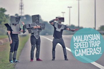 Malaysian AES + Speed Trap Camera Locations For 2020!