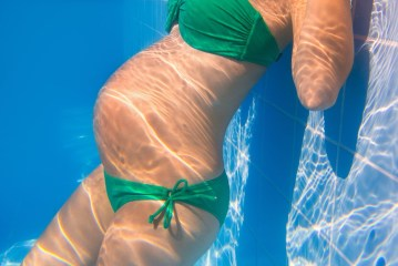 16 Girls Pregnant After A Boy Ejaculated Into Swimming Pool?