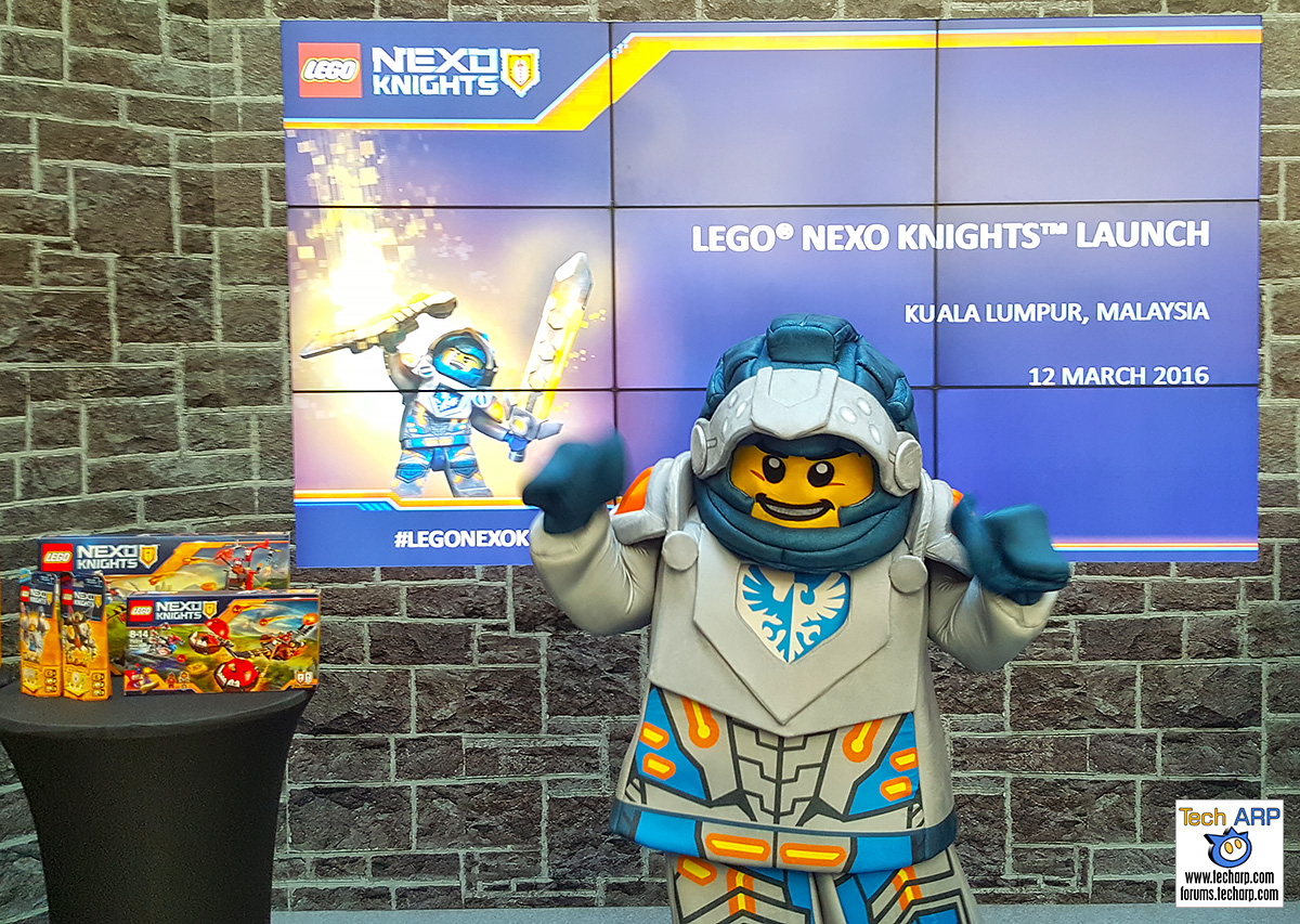 Nexo Knights Helden Formation 02: LEGO NEXO Knights Launched In Malaysia