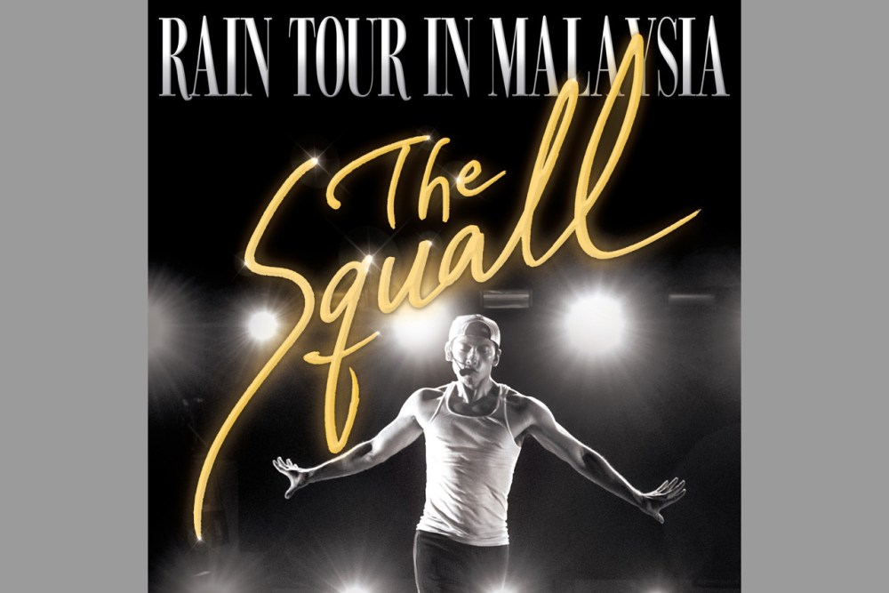 Watch Rain The Squall Concert At Genting!