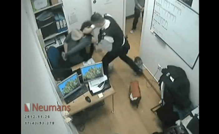 British Police Attacked Muslim Girl In Interview Room