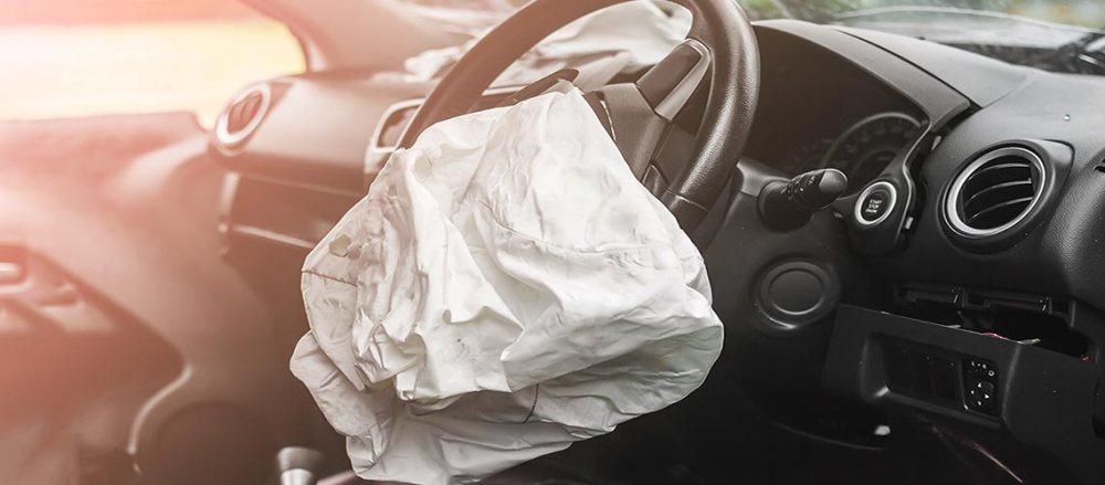 Takata airbag exploded
