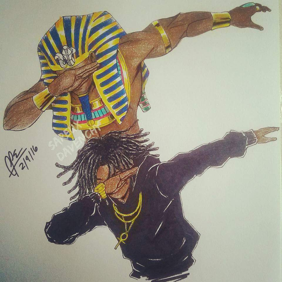 Dabbing - We Wuz Kingz