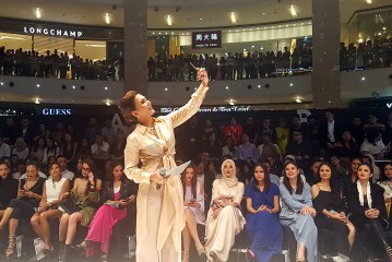 KL Fashion Week 'Ready To Wear' 2016 With Huawei
