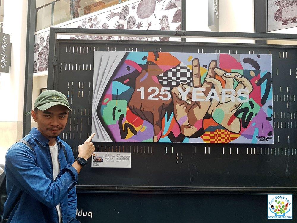Malaysian artists - Amey Sheikh Ali