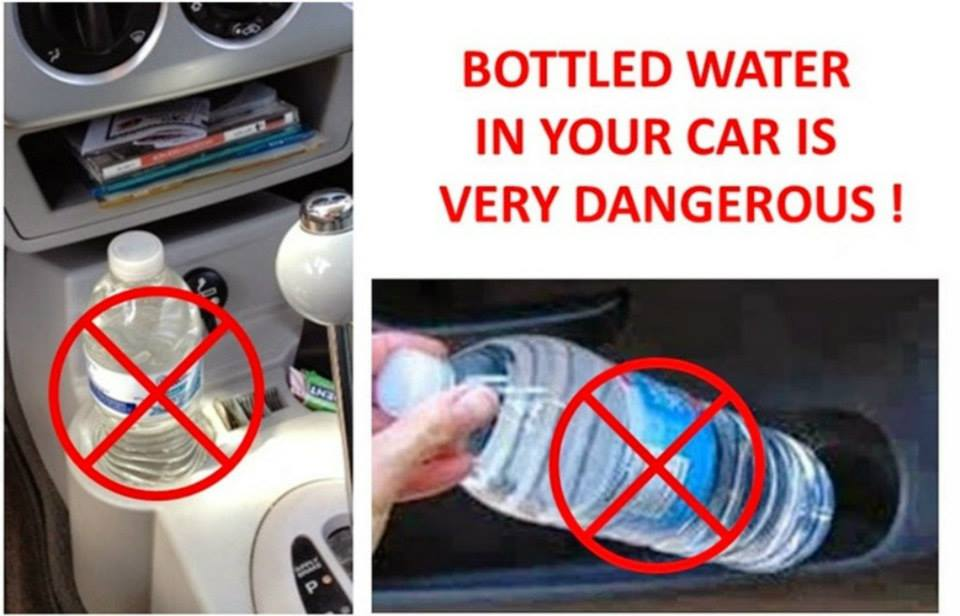 Can Bottled Water Cause Cancer?