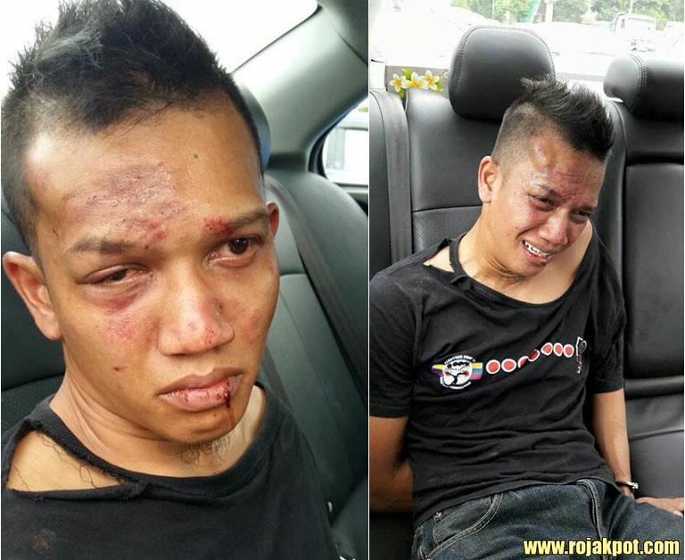 Mohd Akhyar bin Othman caught