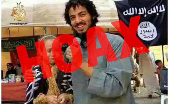Did This ISIS Jihadist Marry A 7-Year Old Girl?
