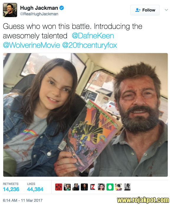 Was Hugh Jackman Beaten & Robbed Of His Comics?